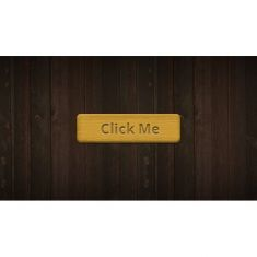 دکمه wood button click me